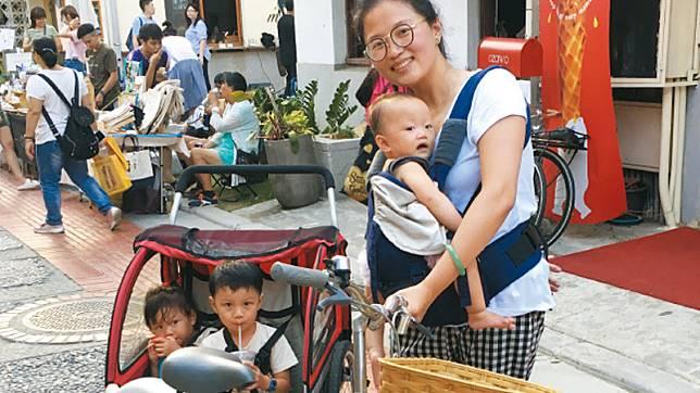 這位媽媽太強!一打三又沒交通工具的她,如何辦到帶孩子「環島」?