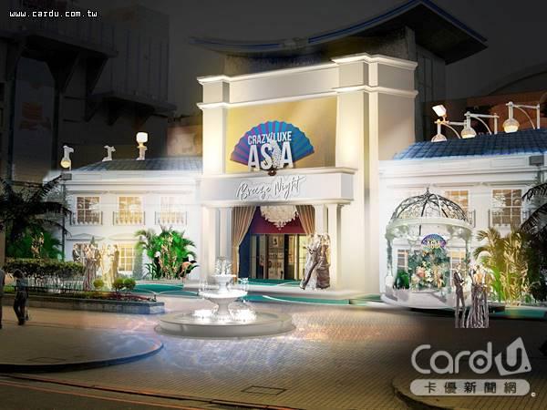 微風之夜將於5月10日登場,以「亞洲瘋狂購物」為主題,展開奢華的封館VIP特賣會(圖/微風廣場 提供)