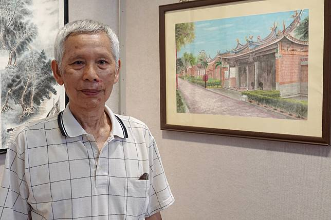 陳瑞欽80歲個展