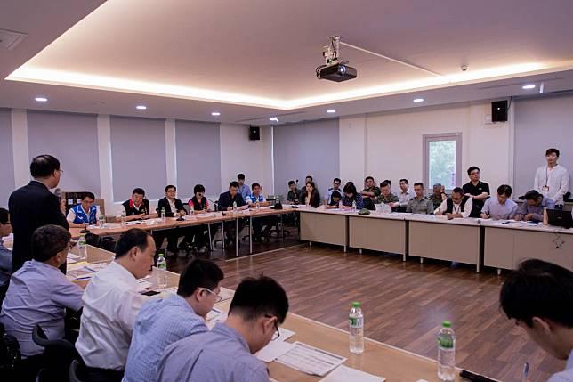 立院與中央考察台灣燈會 立委要求補助經費儘速拍板