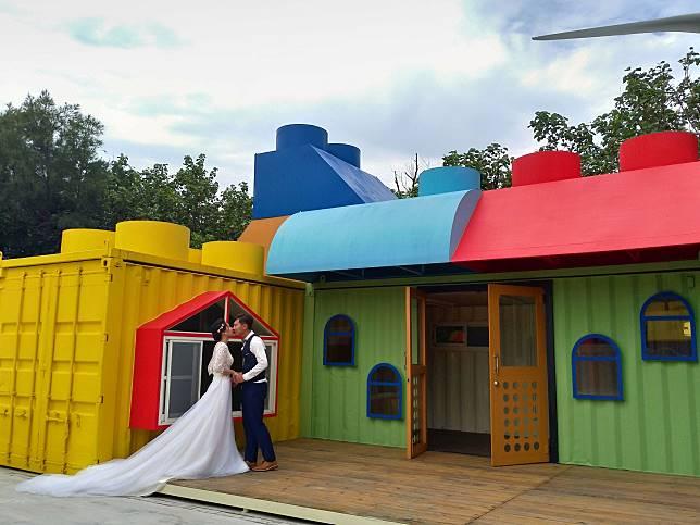 大安濱海樂園露營區新秘境 網美、婚紗最佳攝影景點