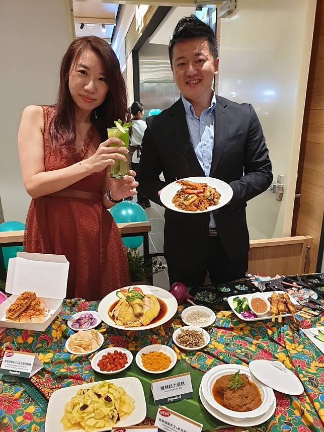 不景氣衝買氣金雞母 百貨業引進餐飲名店招人潮