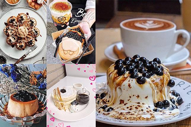 有珍珠就給好評~北市五家把珍珠奶茶放進甜點的甜食餐廳|美食推薦